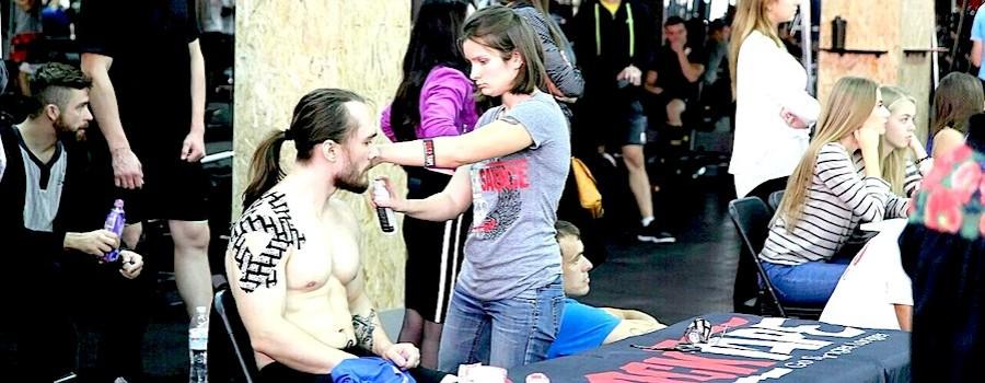 RockTape на Yod CrossFit Glory