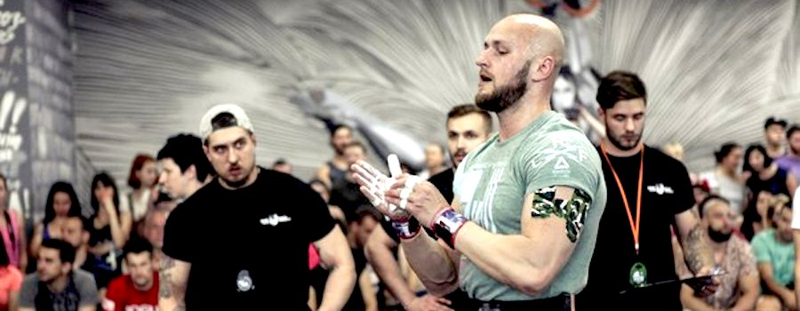 RockTape на Grand CrossFit Summer Showdown 2016