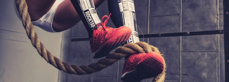 Подъемы по канату (Rope Climb)