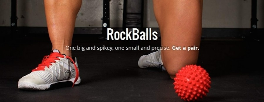 Массажные мячи RockTape RockBalls