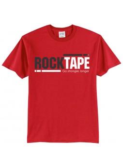 Женская футболка RockTape logo